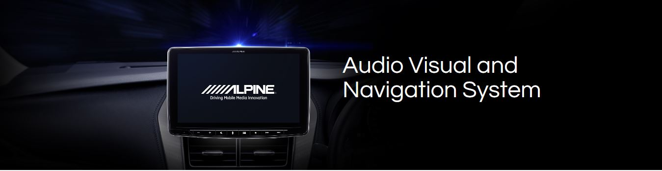 AUDIO VISUAL AND NAVIGATION SYSTEM
