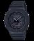 Casio G-Shock GA-2100-1A1 Retro-Style Ana-Digi with Carbon Core Guard