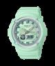 Casio BGA-280-3ADR BABY-G Waterproof Sports Shockproof Womens Analog/Digital Combo Watch