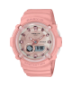 Casio BGA-280-4ADR BABY-G Waterproof Sports Shockproof Womens Analog/Digital Combo Watch