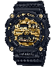 G-SHOCK GA-900AG-1ADR Analog-Digital Black Men's Watch