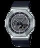 Casio G-Shock Metal Covered GM-2100-1ADR Men's Black