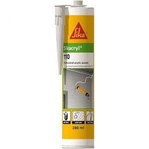 Sika Sikacryl 110, Professional Acrylic Sealant, Alwifaq online