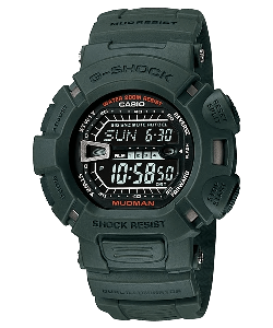G-Shock Mudman G-9000-3VDR Men's Watch