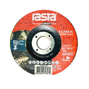RASTA 115x6x22,23 CLASSIC GRINDING DISC - 66252844237