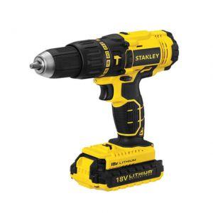 Stanley SCH20S2K-B5 ,Cordless Hammer Drill 18V 1.5Ah Li-Ion