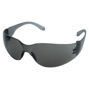 TUF-FIX CLASSIC SAFETY SPECTACLES WITH ANTI SCRATCH LENS , BLACK - SF12ASBL
