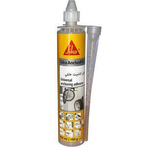 SIKA ANCHORFIX® S , ANCHORING ADHESIVE , 300 ML - LIGHT GREY