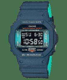 Casio G-Shock Digital Quartz Watch for Men with Resin Band