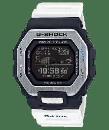 G-SHOCK GBX-100-7DR G-Squad  Sport Digital Matt Black Resin Unisex Watch