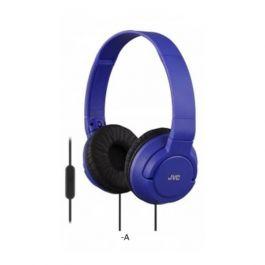 JVC HA-SR185-A Head Band Headphones  Blue