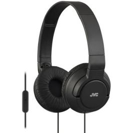 JVC HA-SR185-B  Head Band Headphones  Black