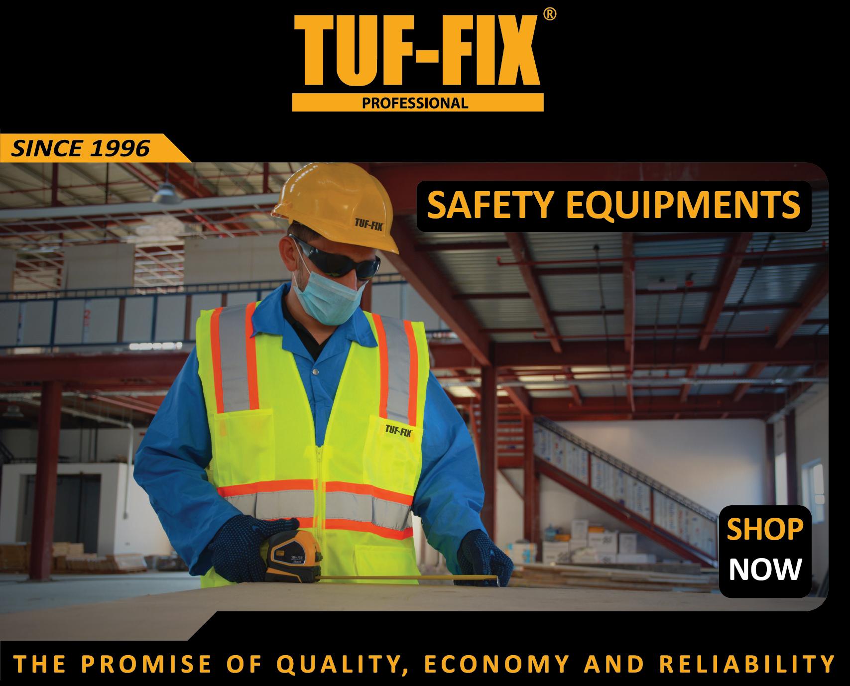 TUF-FIX SAFETY